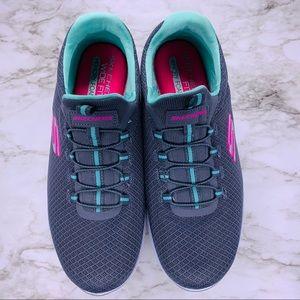 Skechers Summit sneakers shoes 8 memory foam